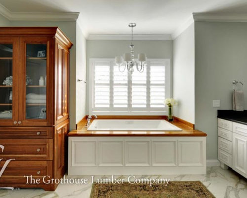 SaveEmail  Grothouse Wood Countertops. Wood Bathroom Countertops Ideas  Pictures  Remodel and Decor