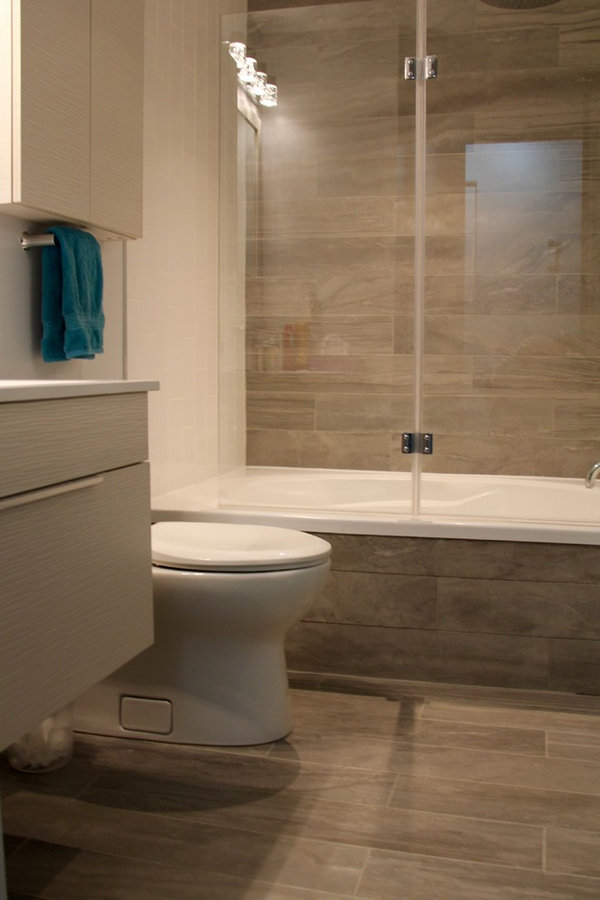 Plateau Bathroom Renovation