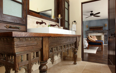 Houzz Tour: Old-World Style in Southern California