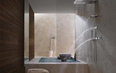 Worauf's beim Einbau der neuen Dusche ankommt