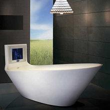 Sleek & Elegant Bathroom Ideas
