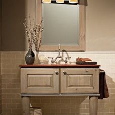 Traditional Bathroom by Dura Supreme Cabinetry