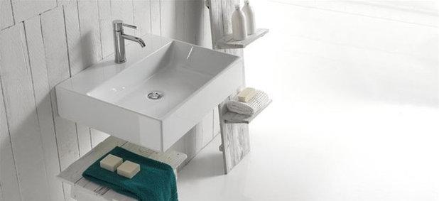 Bagno: come scegliere il lavabo giusto
