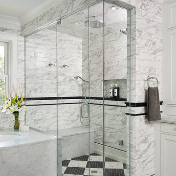 Plymouth Master bathroom