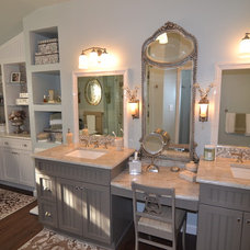 Traditional Bathroom by Volpe Enterprises, Inc.