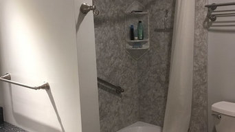 Plymouth Townhome Full Bathroom Remodel