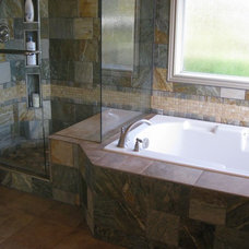 Contemporary Bathroom by Maughan Design & Remodel