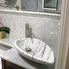 Modern Bathroom by Eden Bath - Vessel Sinks