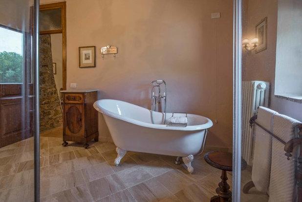 Come dare al tuo bagno un aria campestre in 8 mosse for Bagno di campagna francese