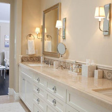 Traditional Bathroom by SC Homes