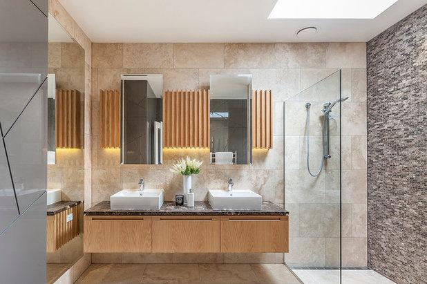 Amazing Contemporary Bathroom by Form Design Ltd