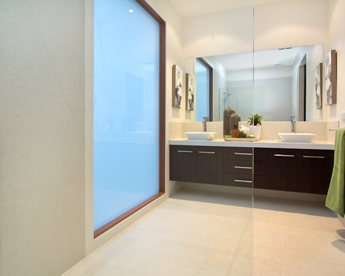 Cantilevered Vanity Home Design Ideas Pictures Remodel