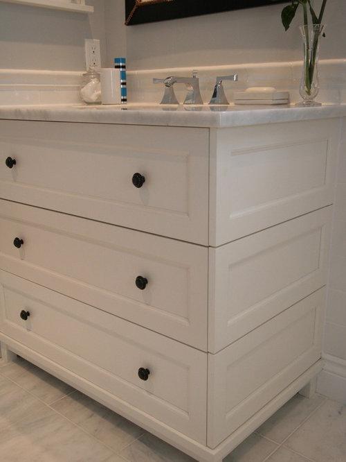 Pointe-Claire Bathroom vanity