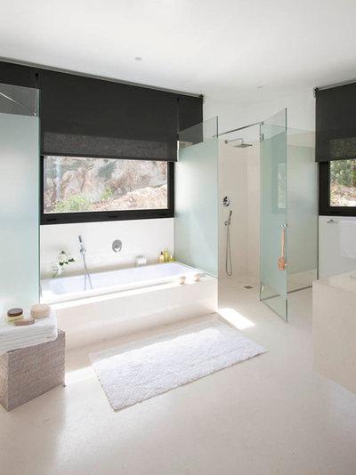 Contemporáneo Cuarto de baño by Miquel Lacomba architecture