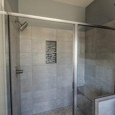 Traditional Bathroom by Owen Homes LLC