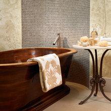 Bathroom Accent Tub