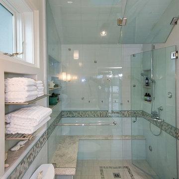 Pool House Bathroom
