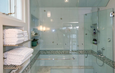 Get Steamy in the Shower for Spa Time at Home