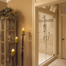 Traditional Bathroom by Rill Architects