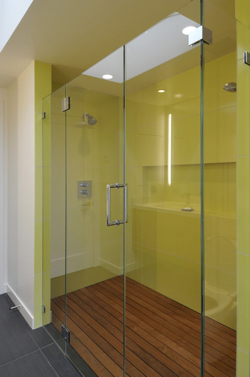 Bon What Is The Shower Wall Material? They Look Seamless/groutless. Can You  Please Share?