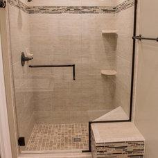 Modern Bathroom by Conley Built, LLC