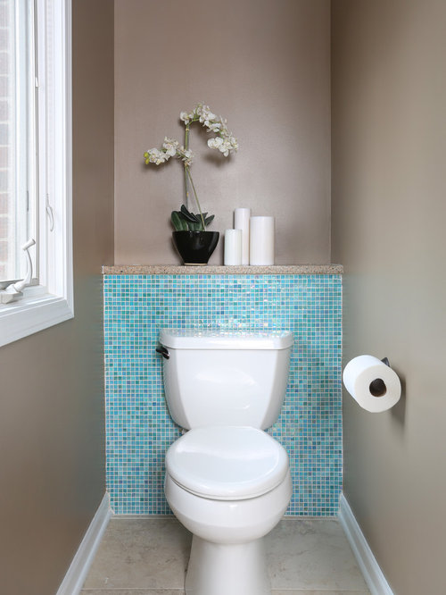 Tile Behind Toilet Home Design Ideas, Pictures, Remodel and Decor