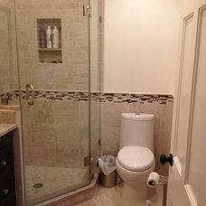 Contemporary Bathroom by Stoneshop