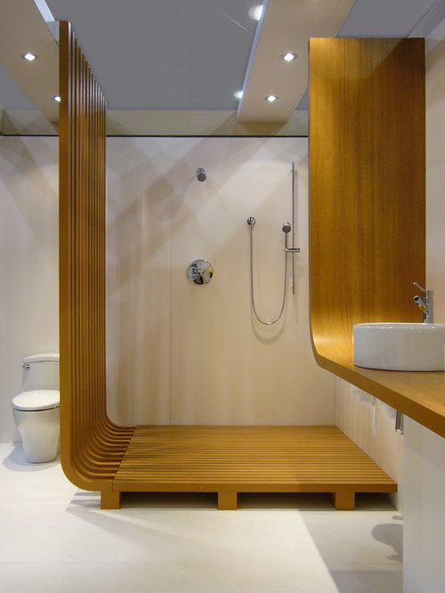 Wood Shower Stall Ideas Pictures Remodel And Decor