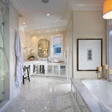 Traditional Bathroom by Patterson Custom Homes
