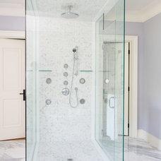 Traditional Bathroom by Prestige Homes