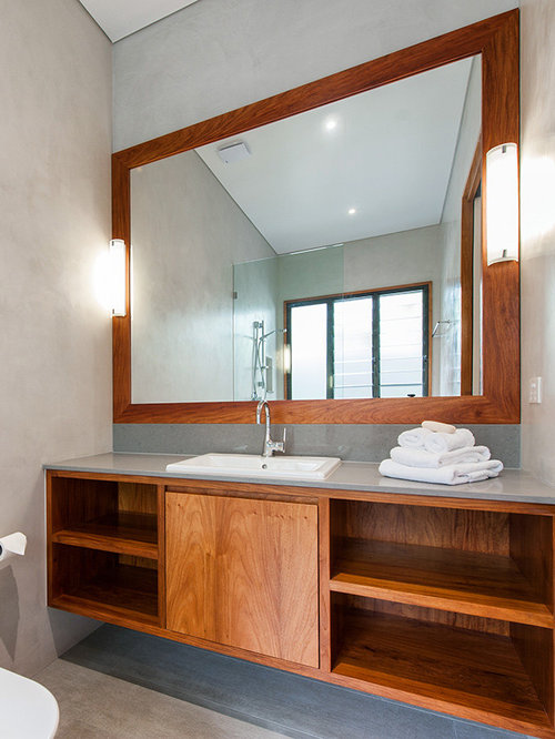 tropical brisbane bathroom design ideas remodels photos