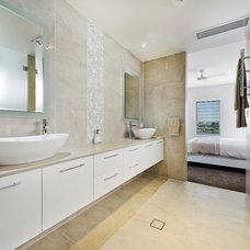 Contemporary Bathroom by SMB Interior Design