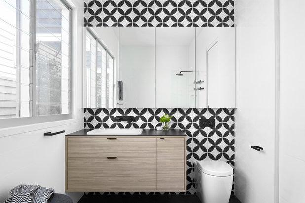 Contemporáneo Cuarto de baño by smarterBATHROOMS+