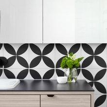 Monochrome Bathroom - Artisan Tiles