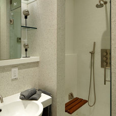 Modern Bathroom by Narofsky Architecture + ways2design