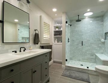 Porter Ranch, CA Bathroom Remodel