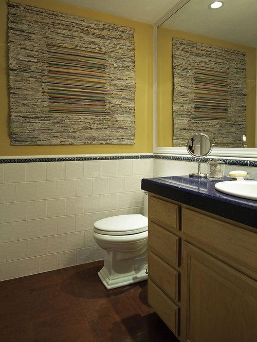 Best cork bath design ideas remodel pictures houzz for Bathroom designs cork