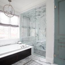 Contemporary Bathroom by Joseph K Muscat Photography