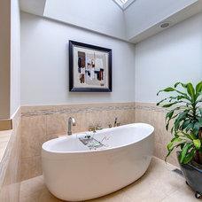 Contemporary Bathroom by S&K Interiors