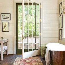 Traditional Bathroom by Bill Ingram Architect, LLC