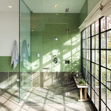 Modern Bathroom by Carl Wooley