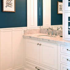 Traditional Bathroom by Opal Design Group