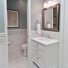 Traditional Bathroom Portfolio of Work