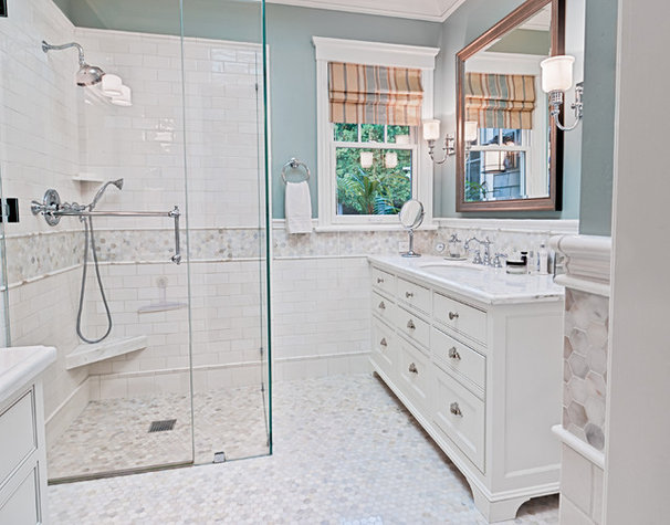 Traditional Bathroom Portfolio of Work