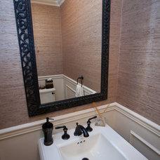 Traditional Bathroom by Ora Penn Design