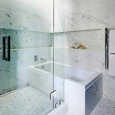 Contemporary Bathroom by Studio SHK