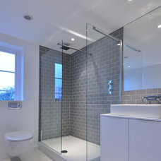 Contemporary Bathroom by Synergy Property Group