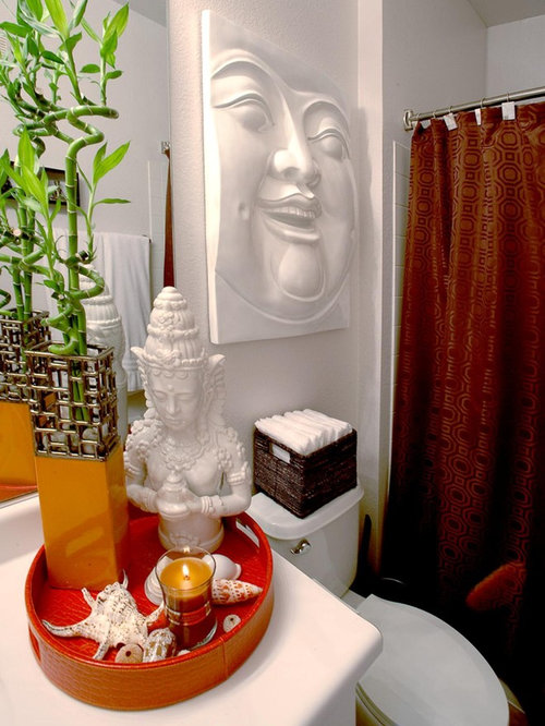 Contemporary Asian Bathroom Ideas, Pictures, Remodel and Decor