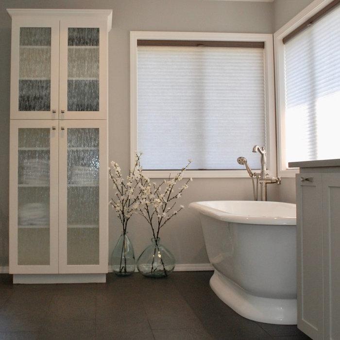 Portland Master Bathroom Spa
