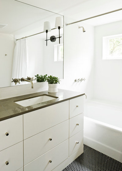 Why Use Penny Tiles In Your Bathroom?